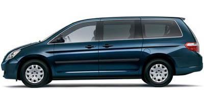 2005 Honda Odyssey featured image large thumb0