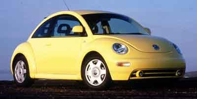 2000 Volkswagen New Beetle 1.8T featured image large thumb0