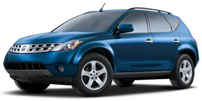 2005 Nissan Murano featured image large thumb0