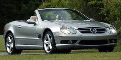 2005 Mercedes-Benz SL featured image large thumb0