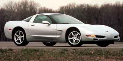 2001 Chevrolet Corvette Z06 featured image large thumb0