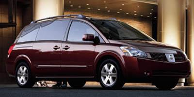 2005 Nissan Quest featured image large thumb0