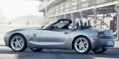 2005 BMW Z4 featured image large thumb0