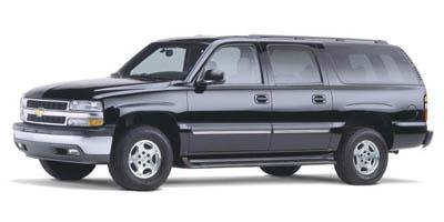2005 Chevrolet Suburban featured image large thumb0