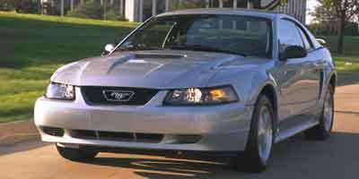 2001 Ford Mustang Bullitt GT featured image large thumb0