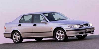 1999 Saab 9-5 Wagon featured image large thumb0