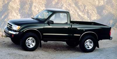 1999 Toyota Tacoma PreRunner featured image large thumb0