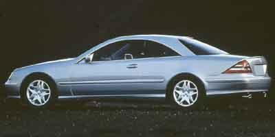 2001 Mercedes-Benz CL500 featured image large thumb0
