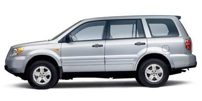 2006 Honda Pilot featured image large thumb0