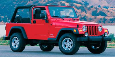 2006 Jeep Wrangler featured image large thumb0