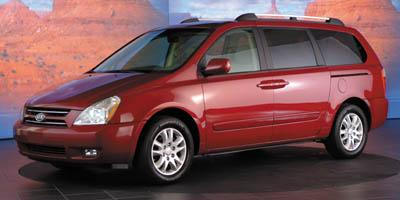 2006 Kia Sedona featured image large thumb0