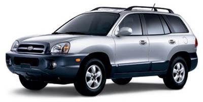 2006 Hyundai Santa Fe featured image large thumb0