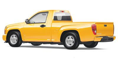 2006 Chevrolet Colorado featured image large thumb0