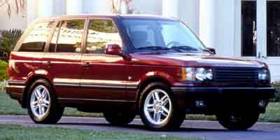 Spy Shots: 2001 Land Rover Range Rover featured image large thumb0