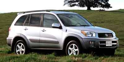 2001 Toyota RAV4 featured image large thumb0