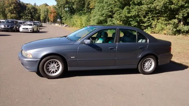 Used 2001 BMW 525i Sedan for sale in Colchester, CT 06415: Sedan ...