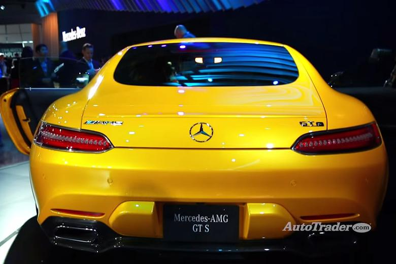 The 2016 Mercedes AMG .