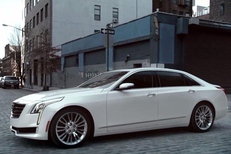 2016 Cadillac Ct6 New York Auto Show Video Autotrader