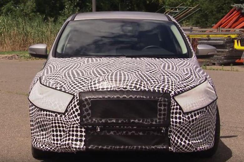 We all love getting a sneak peek at a yet-to-be released new car model right? Well the folks at Ford are developing new ways to camouflage their test ... & Spies Beware: Ford Is Using New Camo Techniques on Prototype ... markmcfarlin.com