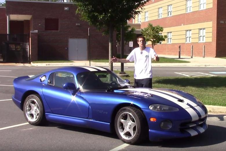 I Bought A 1997 Dodge Viper Gts And I Drove It 500 Miles Home