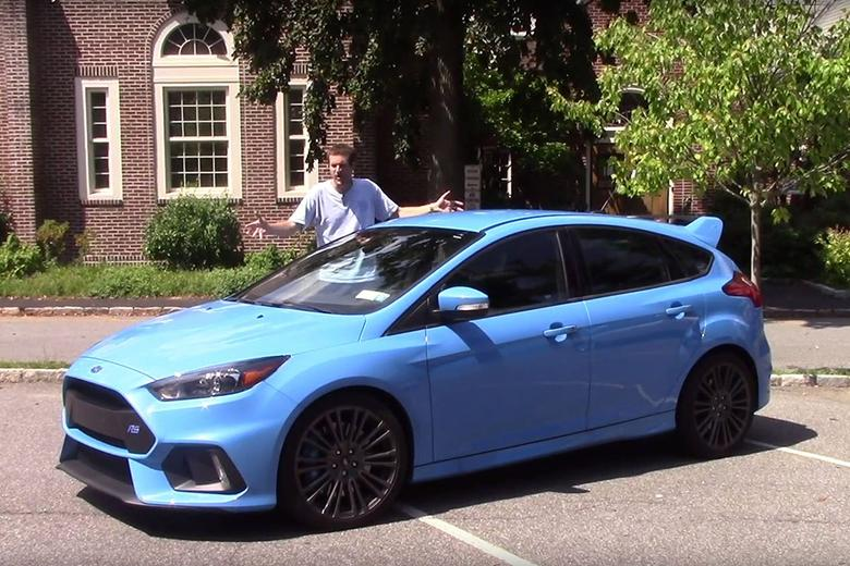 Is The Ford Focus Rs Really Worth 40 000 Autotrader