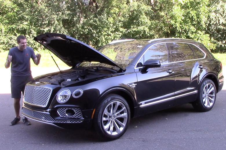 here 39 s why the bentley bentayga is worth 250 000 autotrader. Black Bedroom Furniture Sets. Home Design Ideas