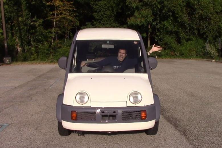 as you learned a couple of weeks ago, i recently bought a nissan s-cargo  opens a new window  : a 25-year-old japanese cargo van that a) is only  slightly