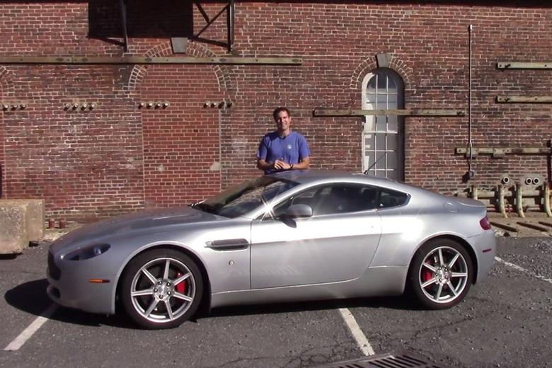 Here S What It Cost Me To Own An Aston Martin For A Year