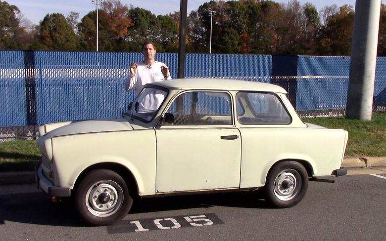 The Trabant Was An Awful Car Made By Communists Autotrader