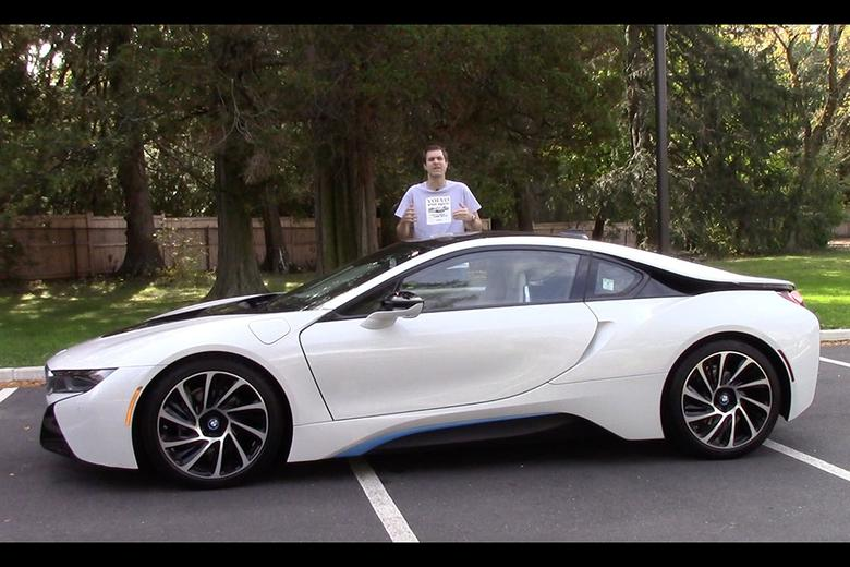 הוראות חדשות Here's Why the BMW i8 Is Worth $150,000 - Autotrader OO-06