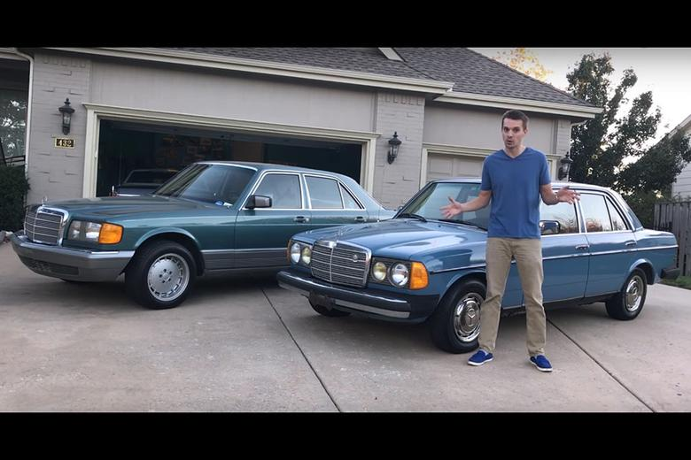 Here's Why the Mercedes 240D is the Best Car for the Apocalypse