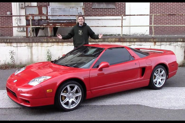 I Recently Had The Chance To Drive A 2003 Acura Nsx In Showroom Condition When Say Don T Mean It Been Detailed Before Got