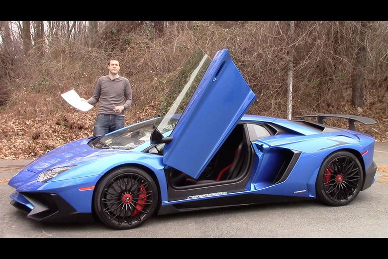 Here\u0027s Why the Lamborghini Aventador SV Is Worth $500,000