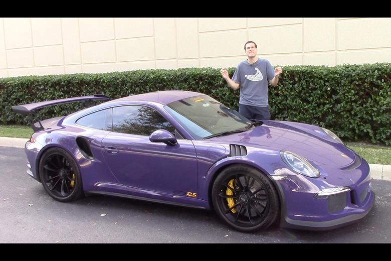 Here S Why The Gt3 Rs Is The Ultimate Porsche 911 Autotrader
