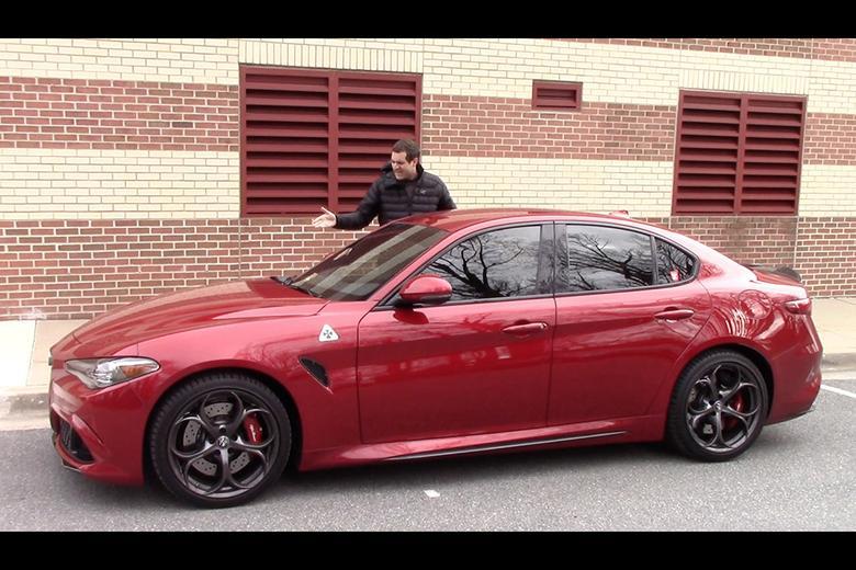 Alfa Romeo Giulia Quadrifoglio >> Here S Why The Alfa Romeo Giulia Quadrifoglio Is Worth