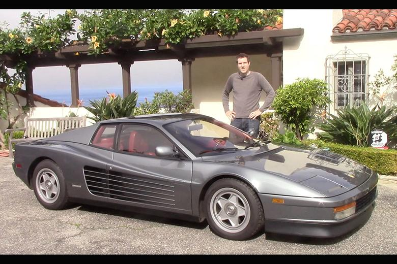 Here\u0027s Why the Ferrari Testarossa Is Shooting Up in Value