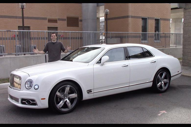 Here S Why The Bentley Mulsanne Is Worth 375 000