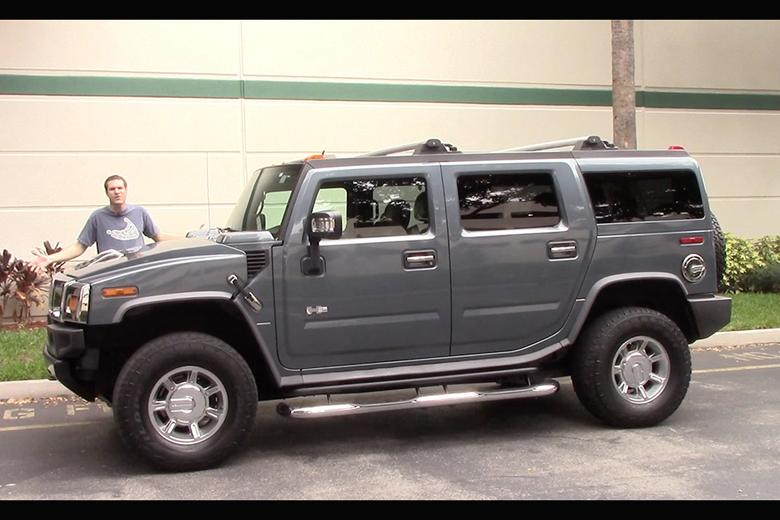 The Hummer H2 Is The Most Embarrassing Car You Can Buy Autotrader