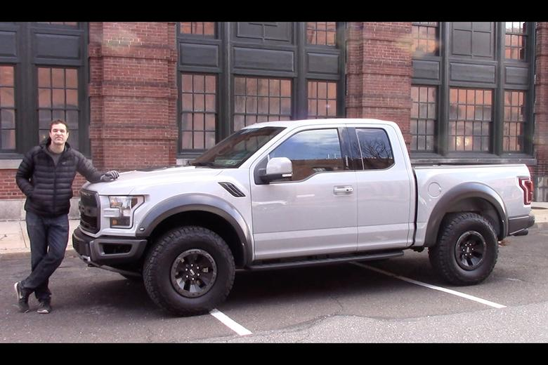 I Recently Had The Chance To Drive All New 2017 Ford F 150 Raptor Which Would Be A Great Vehicle For Apocalypse Uming That In