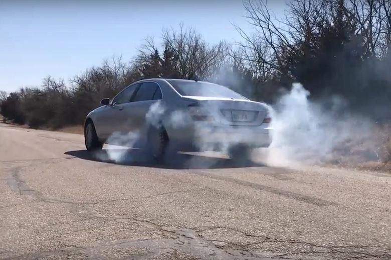 I Tuned My Mercedes-Benz S600 for 600 Horsepower -- and It Broke