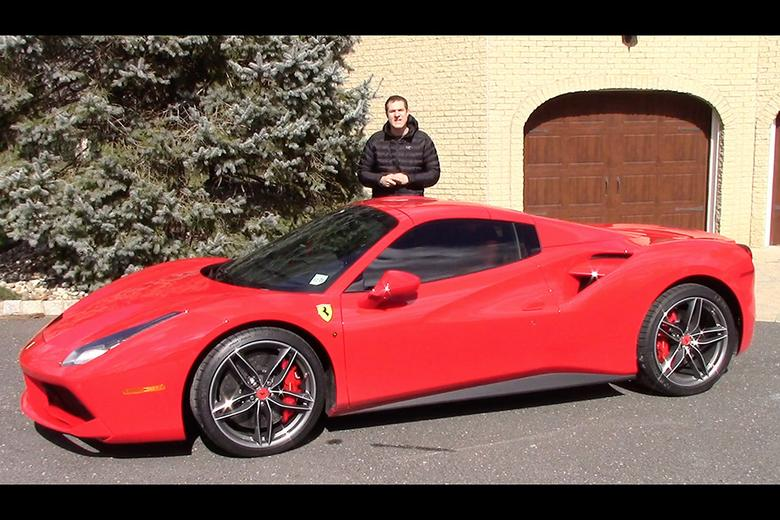 Here S Why The Ferrari 488 Spider Is Worth 350 000