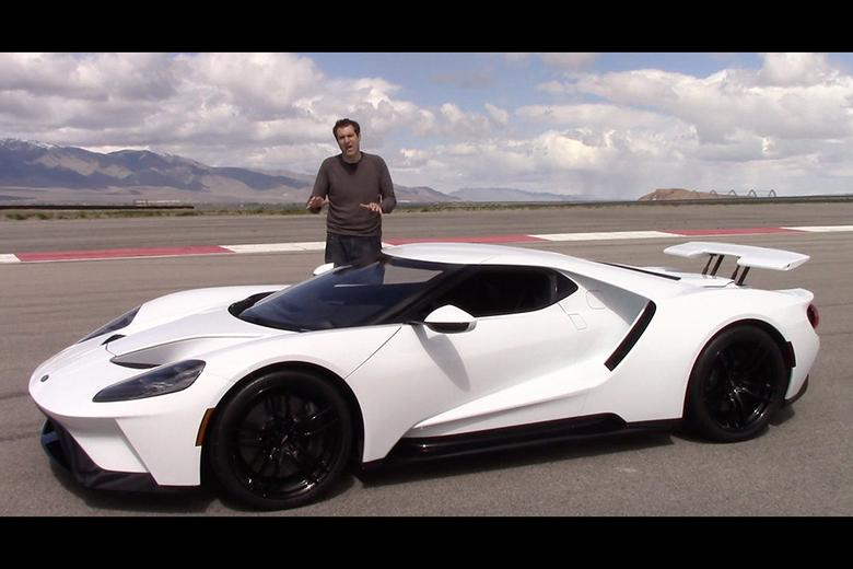 Here's Why the New Ford GT Is Worth $500,000 - Autotrader