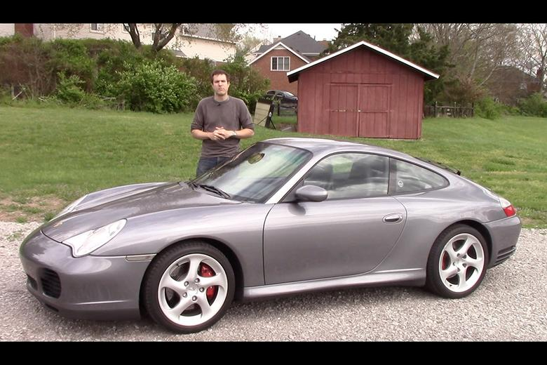 "here's why the porsche ""996"" 911 is the best 911 you can buy"