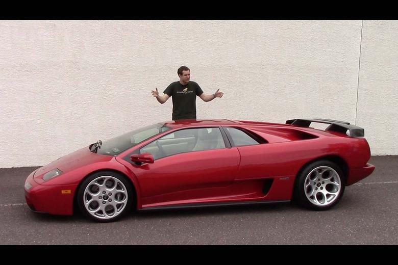 The Lamborghini Diablo Was The Craziest Car Of The 1990s Autotrader