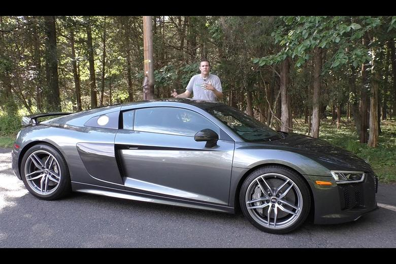 Here's Why the 2017 Audi R8 V10 Plus Now Costs $200,000 (or