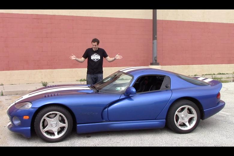 I Sold My Dodge Viper Wrapping Up A Year With A Viper Autotrader