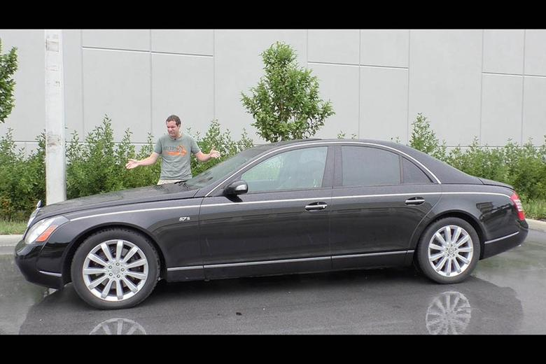 This Maybach 57S Has Lost $300,000 in Value in 10 Years - Autotrader