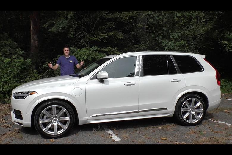 Here S A Tour Of The 100 000 Volvo Xc90 Excellence Autotrader