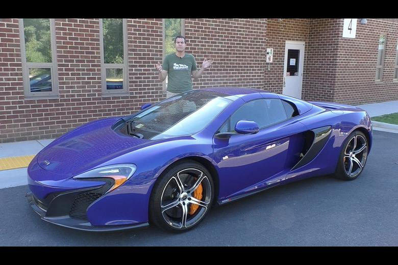The Mclaren 650s Is The Bargain Exotic Car Autotrader