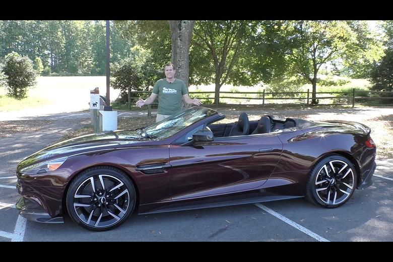 Heres Why The Aston Martin Vanquish S Costs Autotrader - How much do aston martins cost